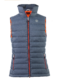 Women's Classic Down Vest - Denim, Small on Arctica