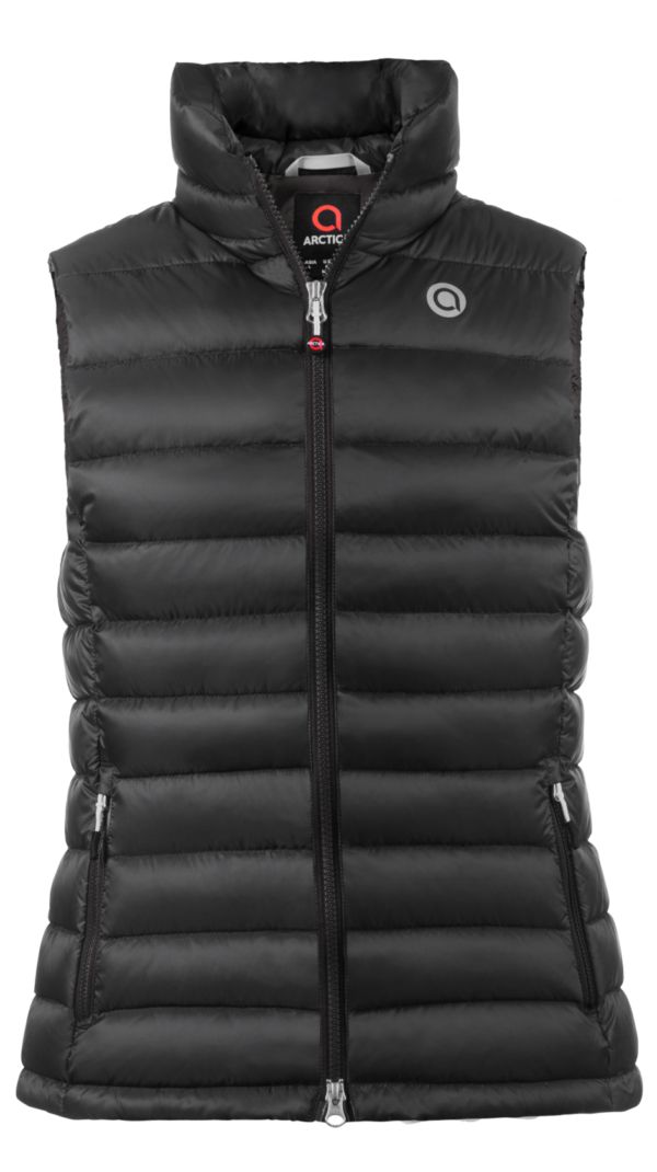 Women's Classic Down Vest on Arctica 1