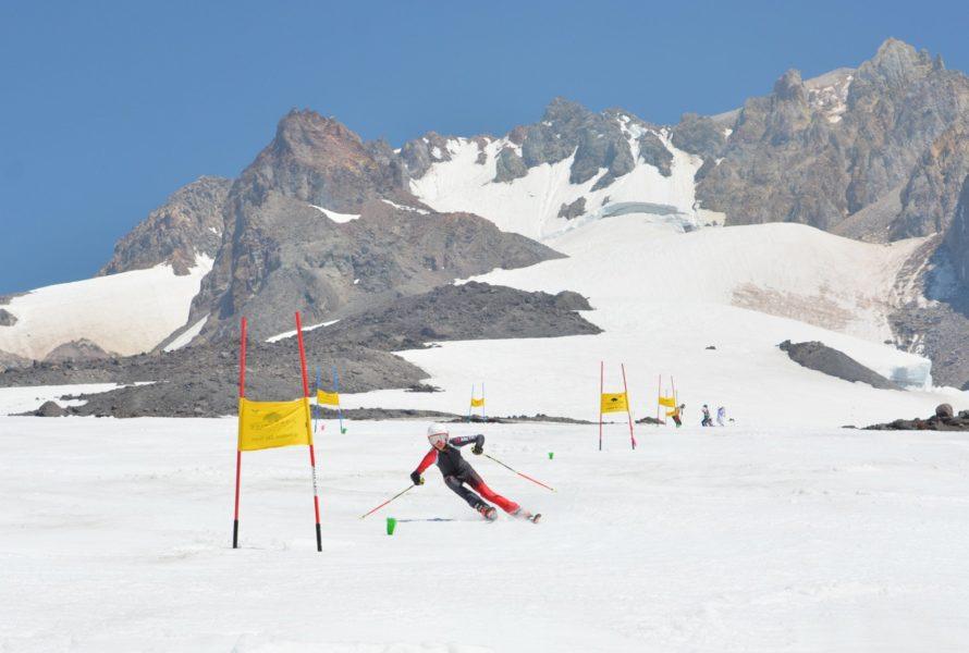 The Essential Summer Ski Training Kit on Arctica 3