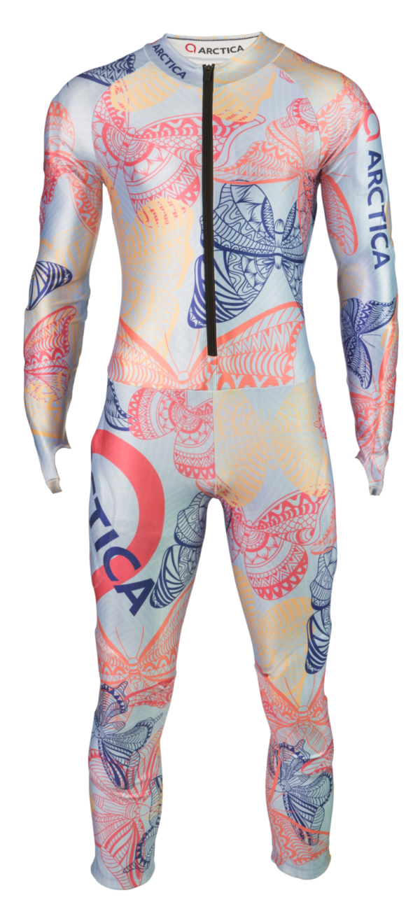 Adult Butterfly GS Speed Suit on Arctica