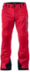 Men's Speedster Side Zip Ski Pant - Deep Red, Medium on Arctica