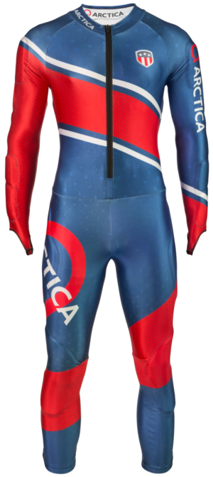 Adult USA GS Speed Suit on Arctica