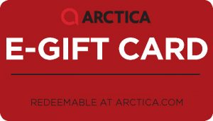 Arctica E-Gift Card on Arctica