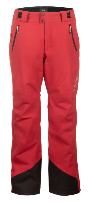 Youth Side Zip Pants 2.0 - Deep Red, Large on Arctica