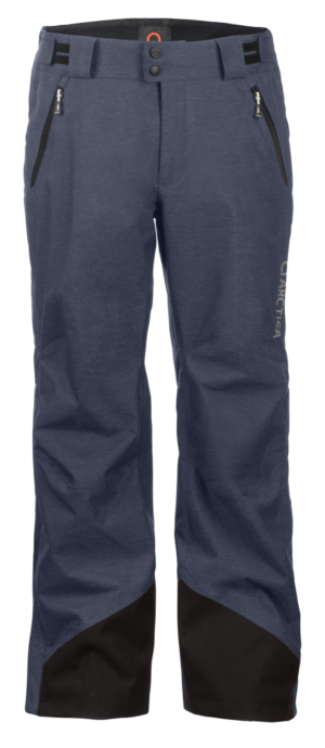 Adult Side Zip Pants 2.0 - Denim Heather, XX-Large on Arctica
