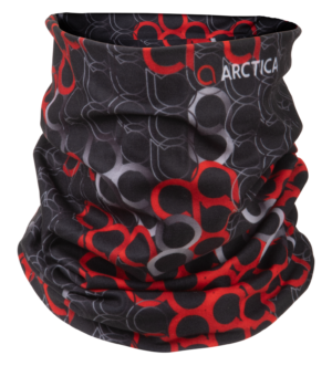 Arctica Neckwarmer - Amp Red on Arctica