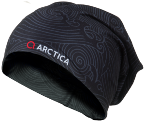 Arctica Beanie - Tsunami Black on Arctica