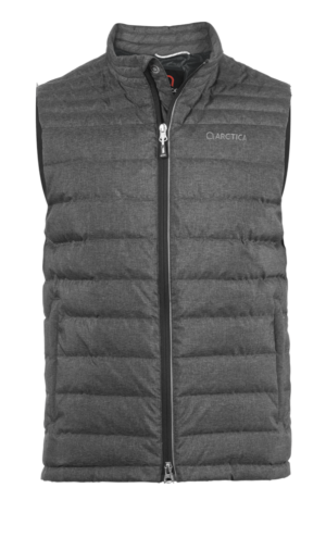 Men's Featherlyte Down PackVest on Arctica 1