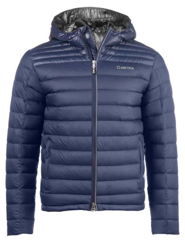 Men's Featherlyte Down PackHoodie on Arctica 1