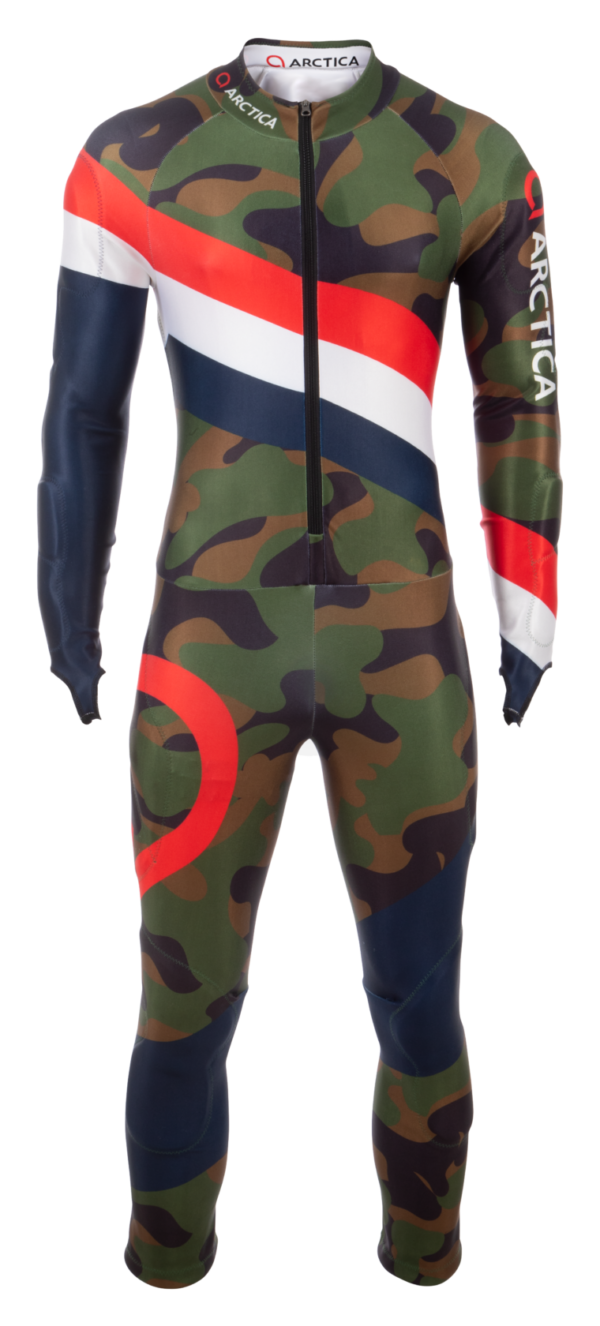 Adult Patriot GS Race Suit on Arctica