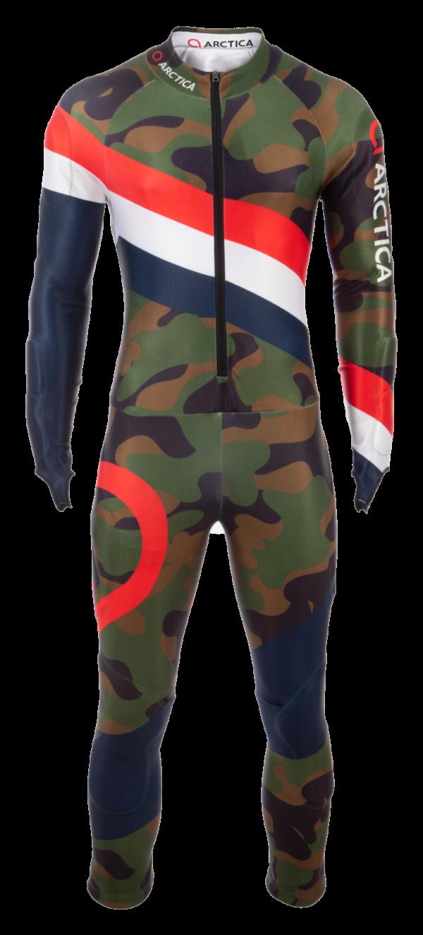 Adult Patriot GS Race Suit on Arctica