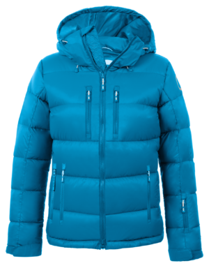 Women's Classic Down Packet 2.0 - Royal, X-Large on Arctica